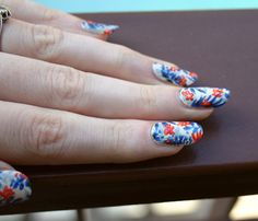 (Re)Tropical Nail Art http://www.brandalley.fr/FSMarque/Id-18888-Produit-0