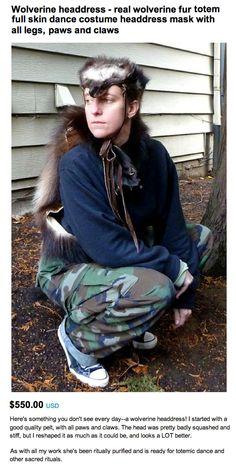 What can I say, I love camo pants.