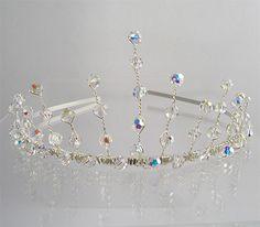 wire tiara