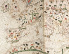 Western_European_detail_of_anonymous_portolan_chart_(attrib._Vallseca,_c.1440)