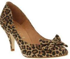 Animal Print Shoes !!!