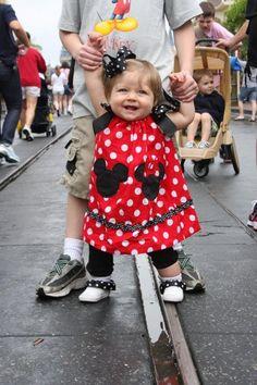 Disney Themed Outfits #etsy #mickey #disney