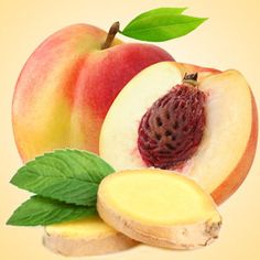 Gingered Peach Fragr