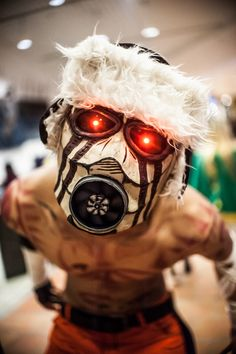 Psycho cosplay - Borderlands