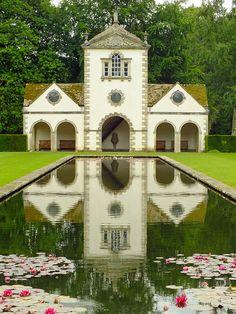 Bodnant Gardens, Snowdonia, Wales I was here