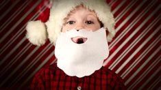 I wish I had the video-making know-how to produce video Christmas cards like these. This family has made 5 so far. You'll want to watch them all. My kids were mesmerized. Here Comes Santa Claus - A Christmas Video Greeting by Jared Foster.