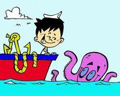 Kindergarten lesson plan ideas for ocean theme
