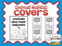 Animal Habitat Unit   Freebie