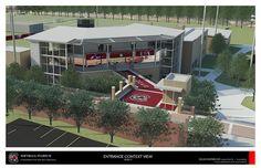 Future Softball Stadium - Opening in 2013