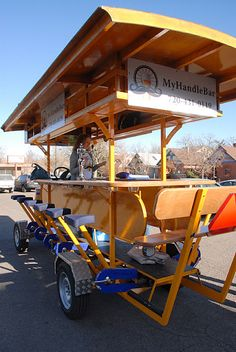 really awesome! the pedaling bar...