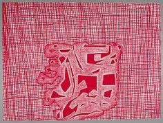 Thomas Nozkowski, Untitled #6, 2002, Harvard Art Museums/Fogg Museum.