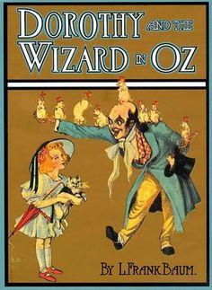 Frank Baum Wizard of Oz