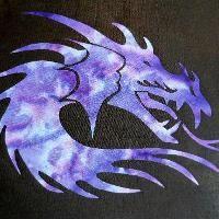Dragonhead Applique Pattern  - via @Craftsy