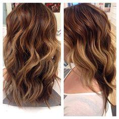 hair colors, dark hair, the wave, summer hair, curl, perfect wave, hairstyl, winter hair, beach hair
