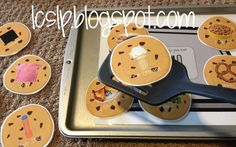 Chocolate Chip Categories from L.C., SLP