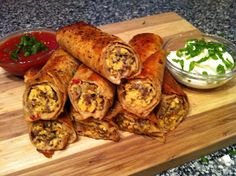 Low Carb Breakfast Taquitos