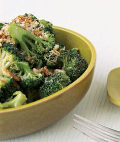 8 Ways to Cook Broccoli -  Packed with vitamins A and C, this dinnertime favorite begins its peak season now. Here's how to make the most of it.