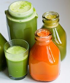 juicing project