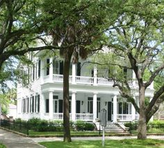 Old southern house