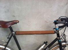 Acento ciclismo marrón, tubo superior protector para bicicleta on Etsy, 16,57€