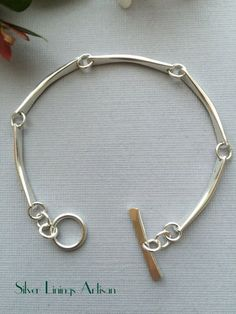Sterling Silver Link
