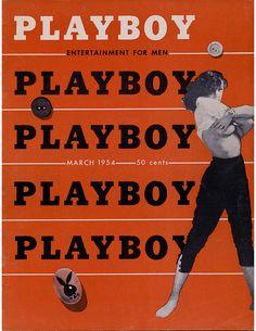 Playboy - March 1954