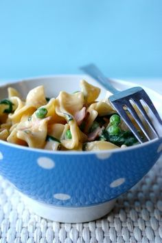 Homemade Mac and Greens