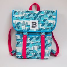 Ben the Illustrator Collection - Fabric Bags & Pouches by Ben OBrien, via Behance
