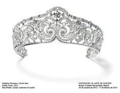 A Tiara for the Bride #BeautifulBrides