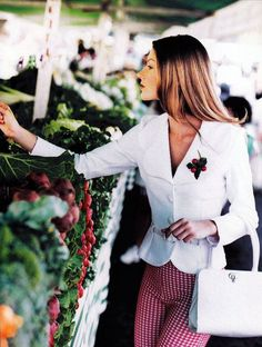 farmer market, marie claire, brazil beauti, domest, farmers market, clair brazil, gisele bundchen, brazilian beauti, gisel bundchen