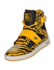 VLADO Atlas Hi Women's Casual Shoes, Black/Yellow/Zebra