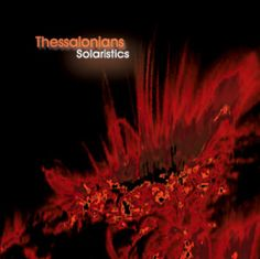 THESSALONIANS takes ambient music to a different level with electronic and experimental styles in the trip hop vein. Featuring Kim Cascone, Larry Thrasher, Paul Neyrinck and Don Falcone.