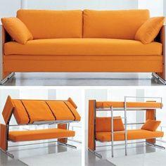 Sofa bunk beds?
