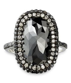 Lorraine Efune black diamonds jewelry