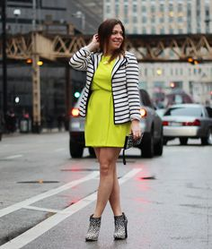 #Neon + #stripes ! <3 this look by @coralsncognacs !