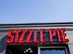 SIZZLE PIE by Matthew Foster |   Interior design and signage for the 2nd location of hesher pizza joint Sizzle Pie, in downtown Portland, OR. Another buildout collaboration with G Steel Design Build.