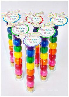 St. Patricks Day Craft - Rainbow to Go