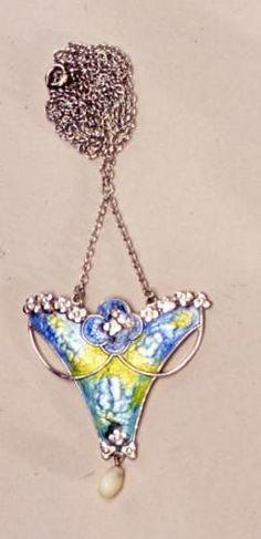 marion king, king art, jessi marion, jewelleri jewelleri, jewelleri inspir, craft movement, histor jewelri, craft jewelri, art nouveau