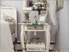 simply vintageous...by Suzan: Be our Guest !