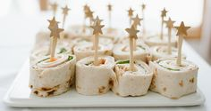 oscar food, diy star, foods, food picks, diy food, first birthdays, star food, star birthday, diy parti