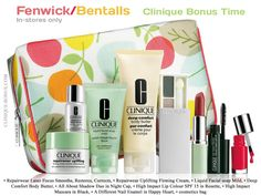 New bonus in the UK starts today - with any 2 Clinique products purchase. Yours. Free. Exclusive. http://clinique-bonus.com/united-kingdom/