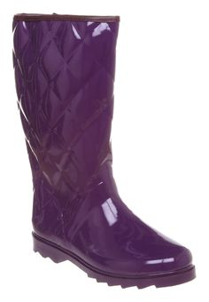 BONNY QUILTED WELLY 2 - style no: 1717080244