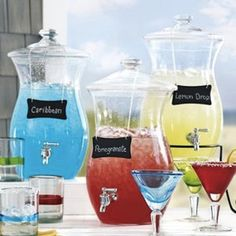 fruit punch, colorful drinks, fourth of july, jar, red white blue, cocktail, 4th of july, drink stations, parti