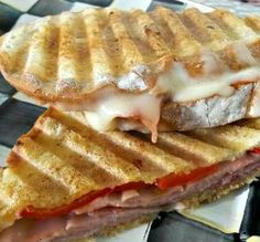 """The Spaniard Grilled Cheese Sandwich: """"The paprika butter, Manchego ..."""