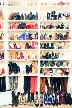 """It's hard to choose my favorite pair of shoes because every pair has their own story."" http://www.thecoveteur.com/erica-pelosini-part-ii/"
