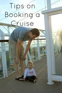 Tips on Booking a Cruise