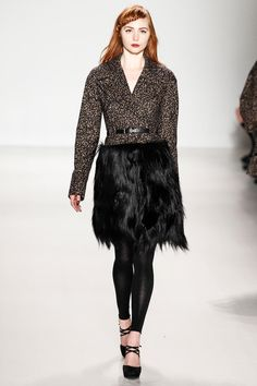 Nanette Lepore Fall 2014 Ready-to-Wear Collection