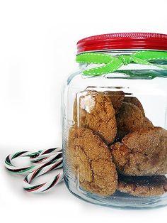 Pumpkin Molasses Sandwich Cookies Recipe | FOOOOOD! | Pinterest