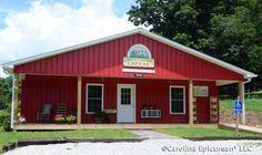 English Farmstead Cheese, Marion, NC