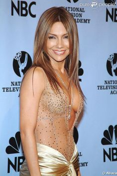 Vanessa Marcil: Love this hair color!